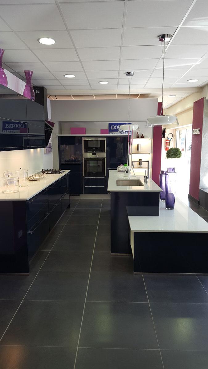 Formation agencement cuisine ixina reunion vendeur agenceur for Vendeur cuisine