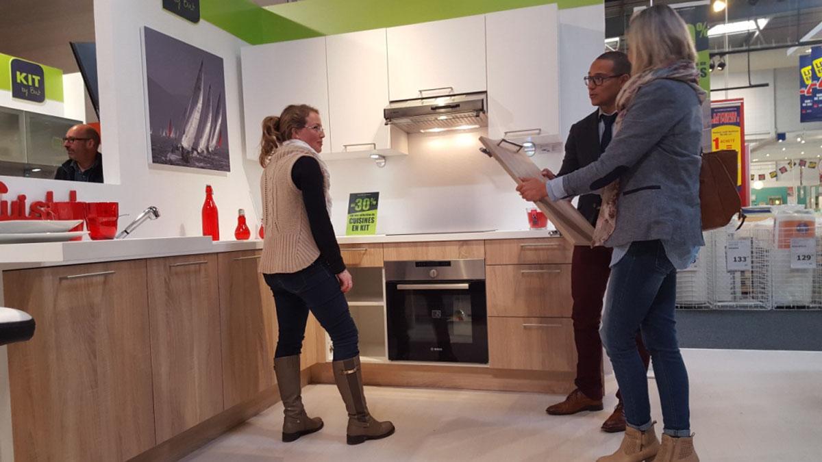 Formation de concepteurs vendeurs de cuisine but caen wm88 for Vendeur cuisine